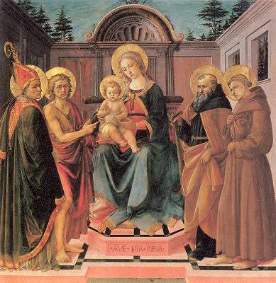 Pesellino (Italian, 1422-1457). The Italian artists