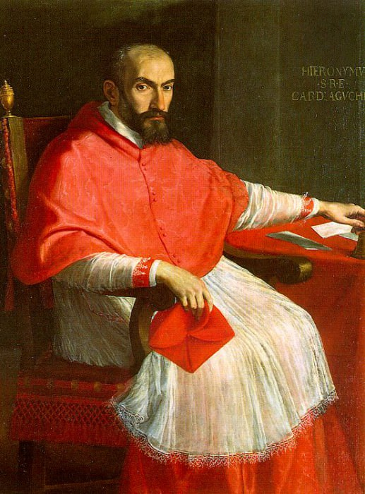Domenichino (Domenico Zampieri, Italian, 1581-1641) domenichino2. Итальянские художники