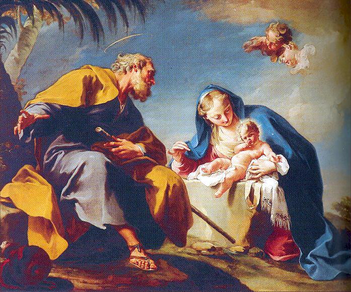 Pittoni, Giambattista (Italian, 1687-1767) 3. Итальянские художники