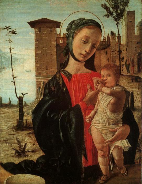 Bramantino (Bartolomeo Suardi, Italian, approx. 1465-1530). Итальянские художники