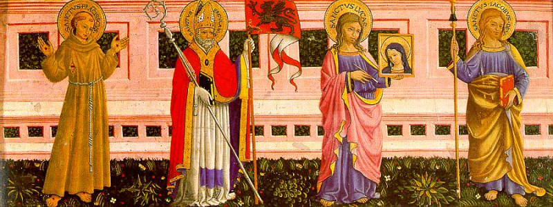 Caporali, Bartolommeo (Italian, active 1442-1509) caporali2. Итальянские художники
