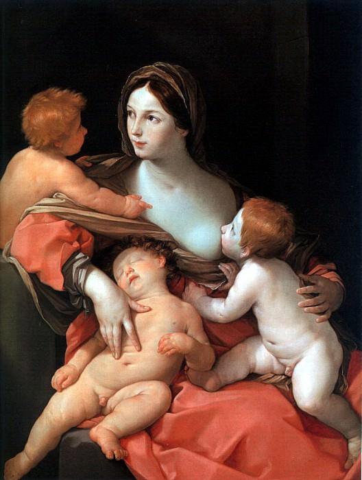 Reni, Guido (Italian, 1575-1642). Итальянские художники