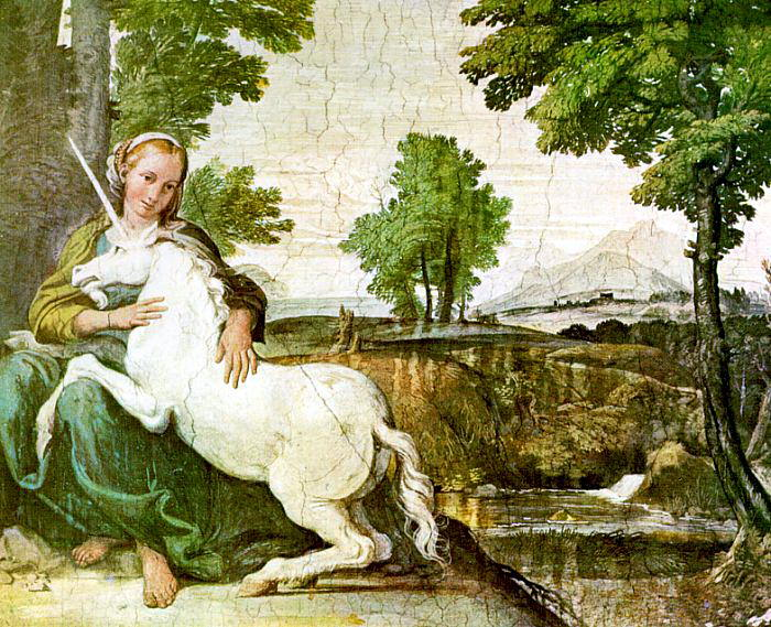 Domenichino (Domenico Zampieri, Italian, 1581-1641). The Italian artists