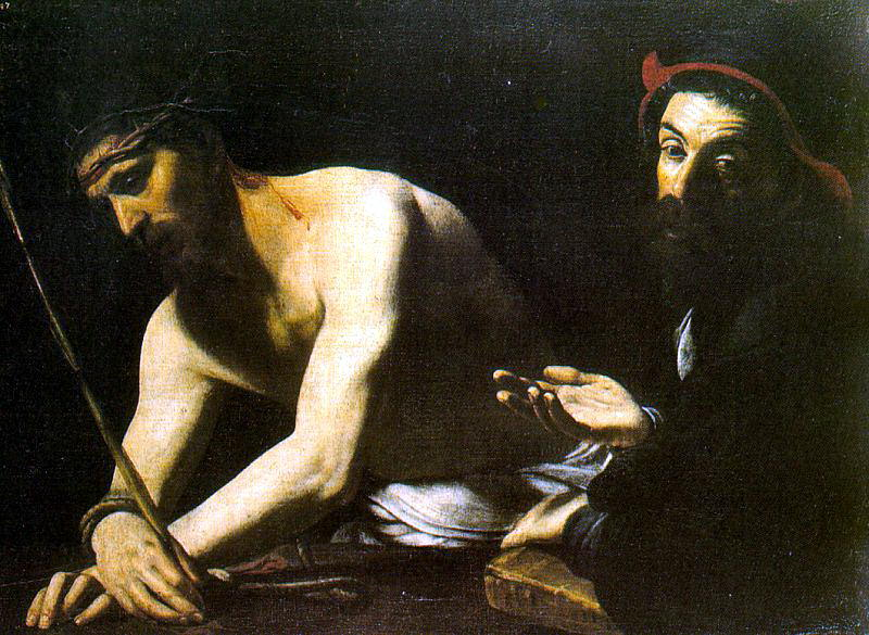Caracciolo (Giovanni Battista, Italian, approx. 1578-1635) caracciolo3. The Italian artists