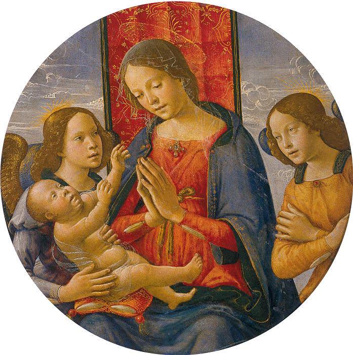 Mainardi, Sebastiano (Italian, 1466-1513). The Italian artists