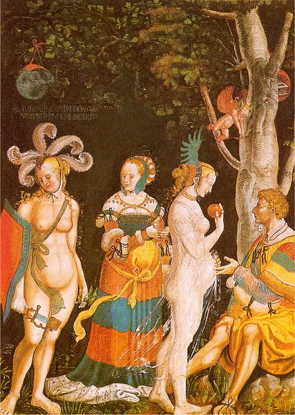 Manuel, Niklaus (Swiss, 1484-1530). The Italian artists