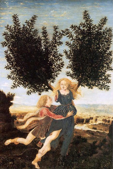 Pollaiuolo, Antonio (Italian, Approx. 1431-1498) 6. Итальянские художники