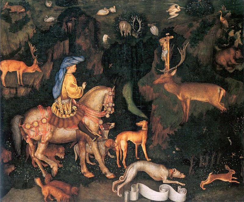 Pisanello (Italian, 1395-1455) 3. Итальянские художники