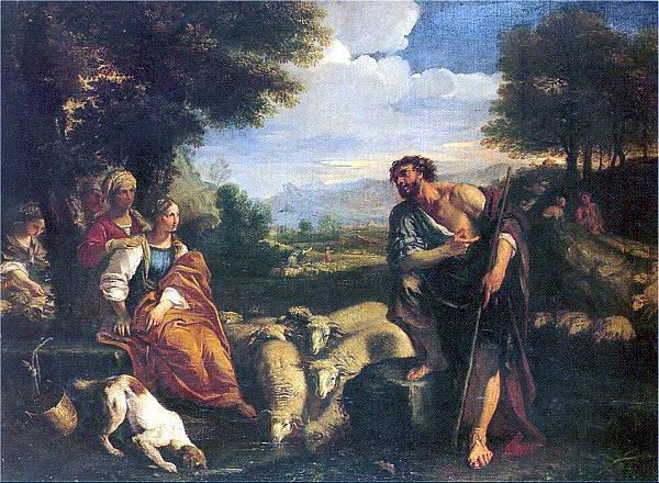 Mola, Pier Francesco (Italian, approx. 1612-1668). Итальянские художники