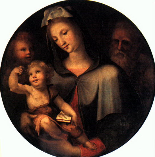 Beccafumi, Domenico (Italian, 1486-1551). The Italian artists