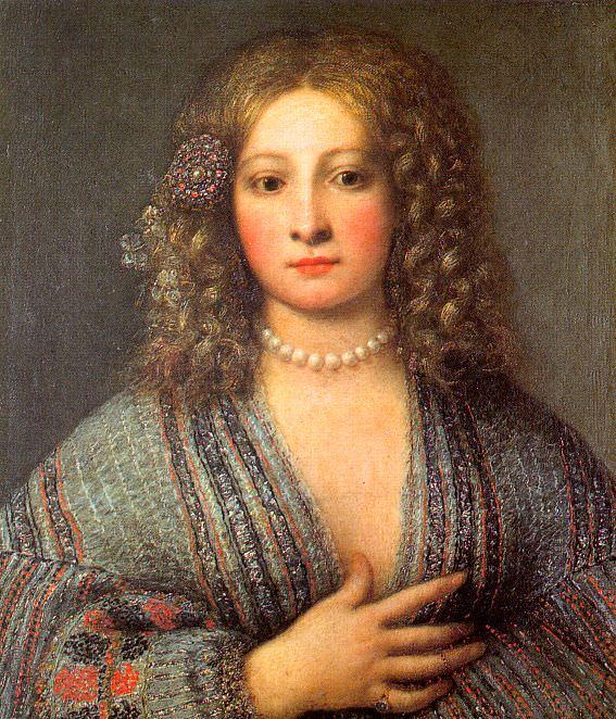 Forabosco, Girolamo (italian, 1604-1679). The Italian artists