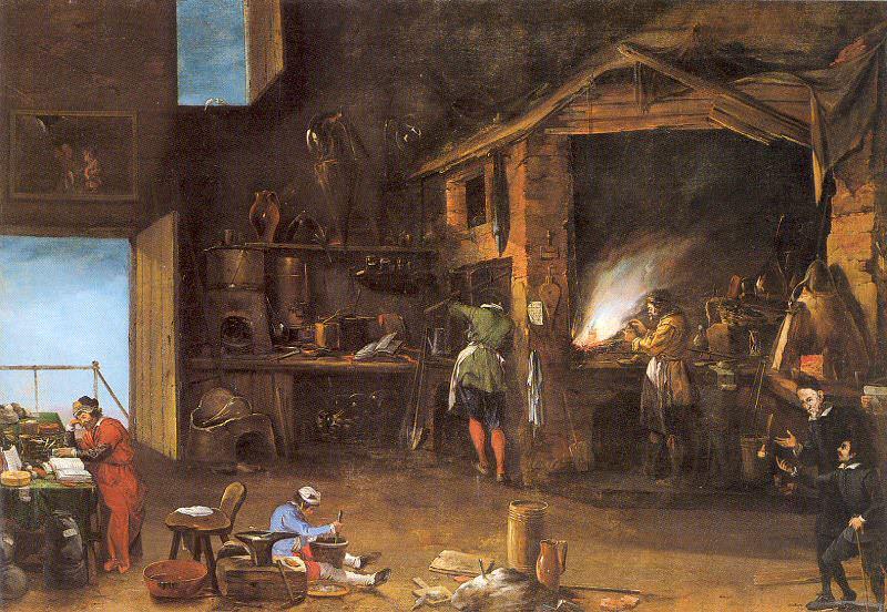 Napoletano, Filippo (Italian, approx. 1587-1629). Итальянские художники