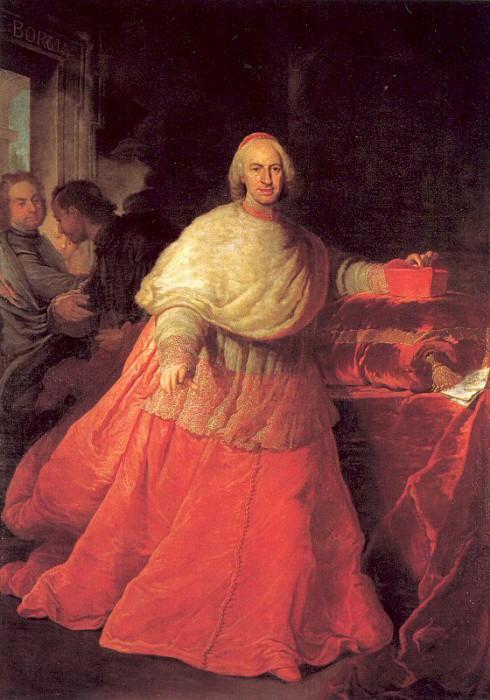 Procaccini, Andrea (Italian, 1671-1734). Итальянские художники