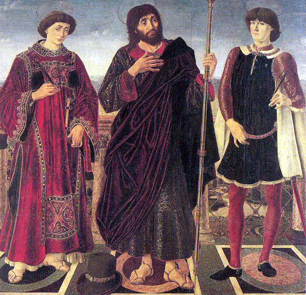 Pollaiuolo, Antonio (Italian, Approx. 1431-1498) 7. Итальянские художники