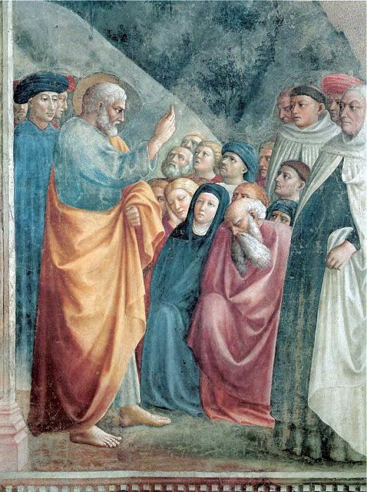 Masolino (Italian, 1383-1447). Итальянские художники