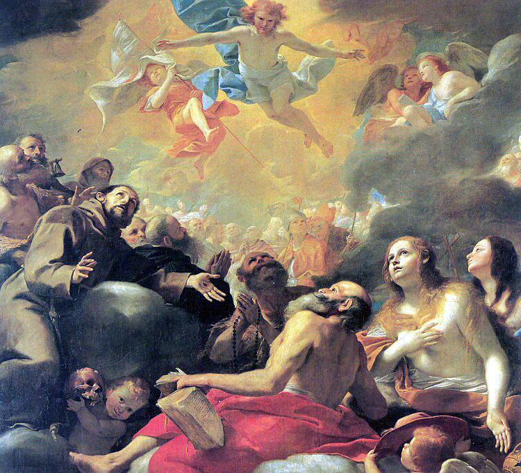Прети, Маттиа (Italian, 1613-99) 1. Итальянские художники