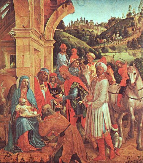 Foppa, Vincenzo (Italian, approx. 1427-1516) foppa1. Итальянские художники