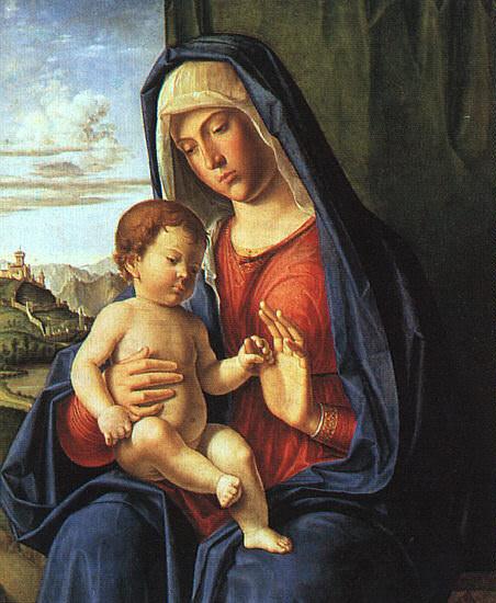 Conegliano, Giambattista Cima da (Italian, approx. 1459-1517) conegli3. The Italian artists