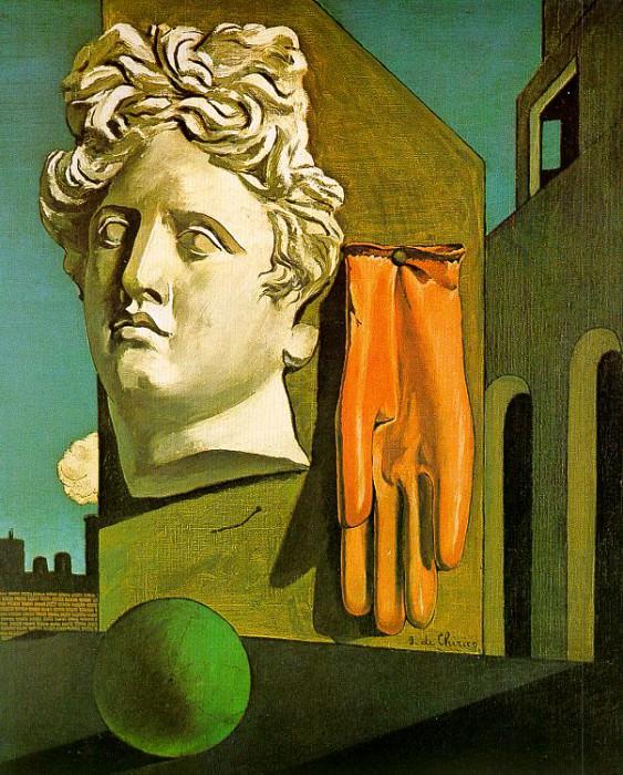 Chirico, Giorgio de (Italian, 1888-1974) chirico4. The Italian artists