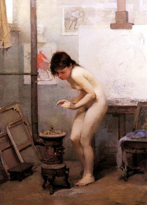 Чехаре Бакки - Безмятежность. Итальянские художники