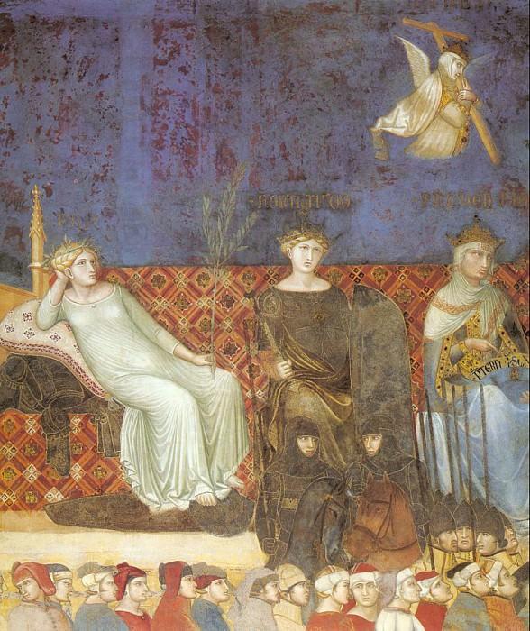 Lorenzetti, Ambrogio (Italian, approx. 1285-1348) alorenzetti2. The Italian artists