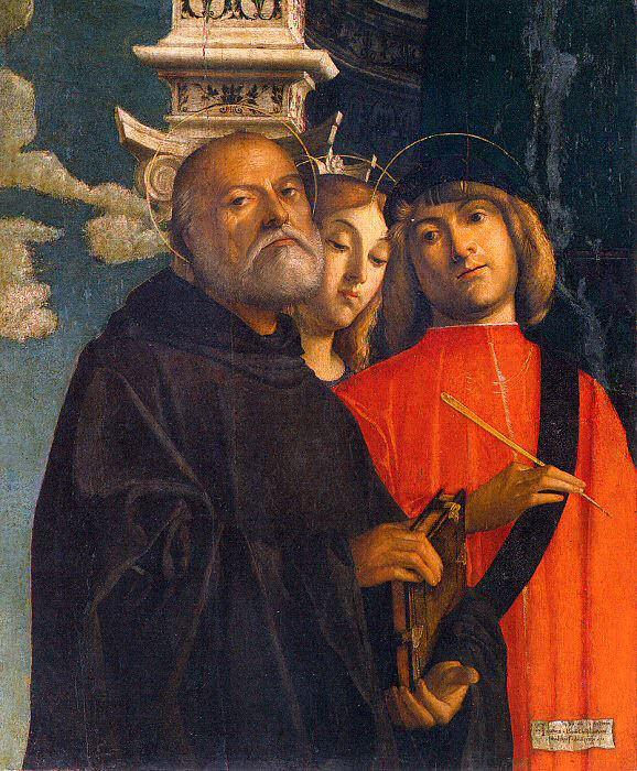 Marescalco, Il (Italian, approx. 1470-1538). The Italian artists