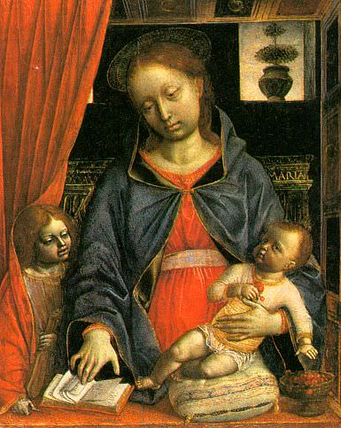 Foppa, Vincenzo (Italian, approx. 1427-1516). Итальянские художники