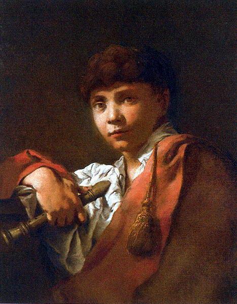 Maggiotto, Domenico (Italian, 1713-94). The Italian artists
