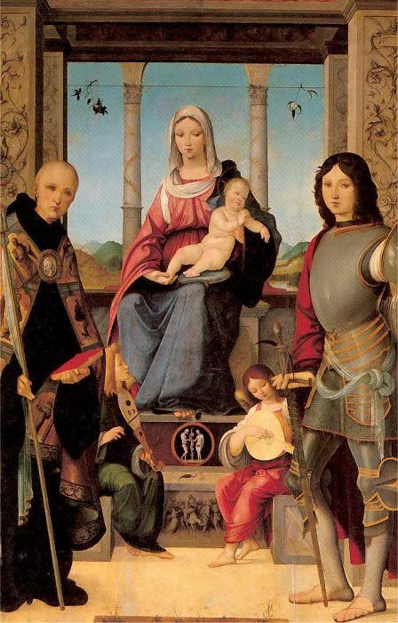 Marmitta, Francesco (Italian, documented 1496-1504). The Italian artists