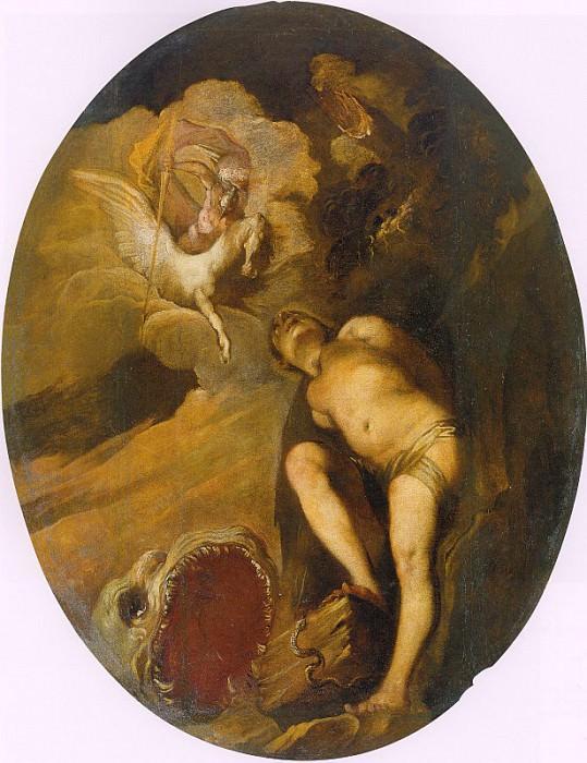 Maffei, Francesco (Italian, 1605-60). Итальянские художники