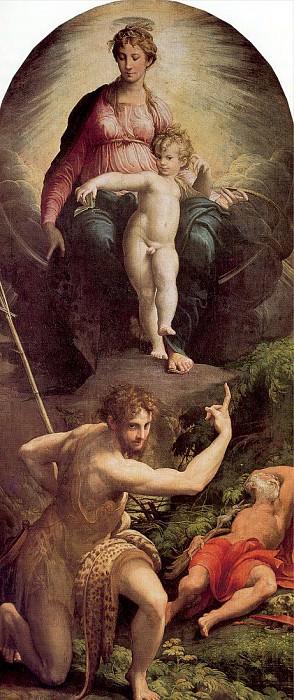 Parmigianino (Italian, 1503-1540) 4. Итальянские художники