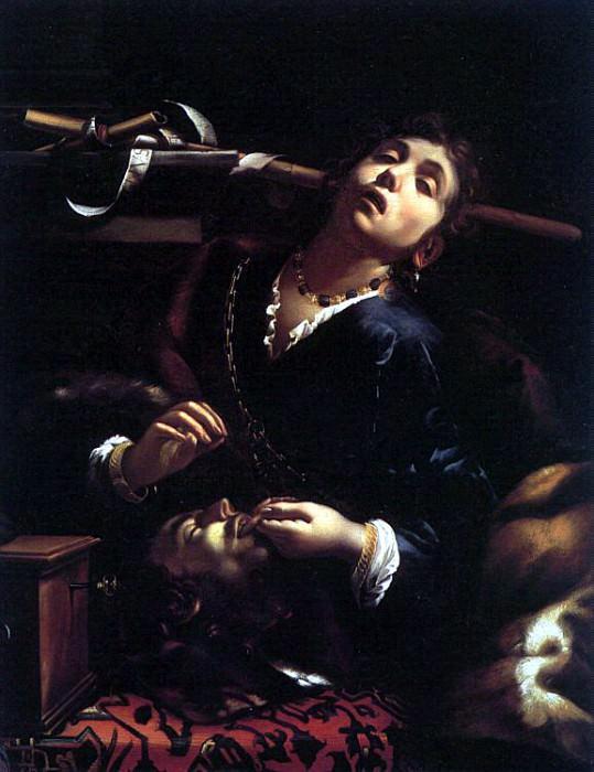 Cairo, Francesco del (Italian, 1598-1674). The Italian artists