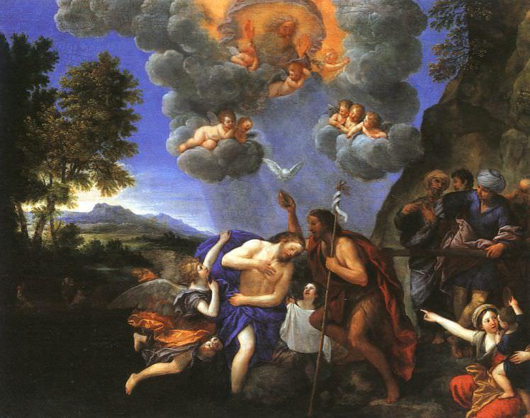 Albani, Francesco (Italian, 1578-1660). The Italian artists