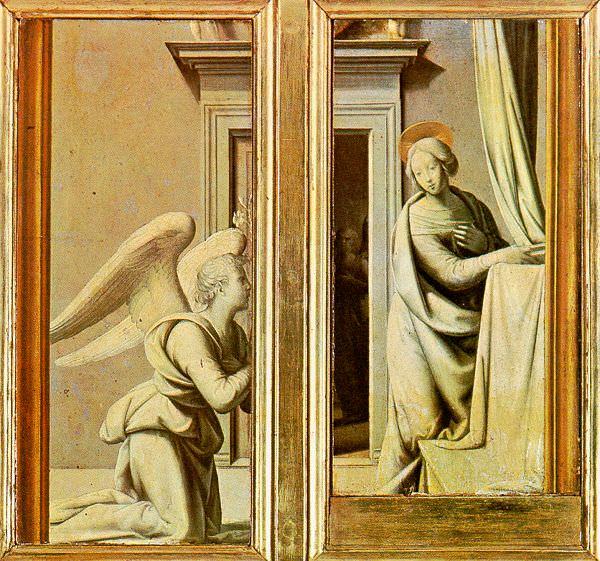 Fra Bartolommeo (Baccio della Porta, Italian, 1472-1517) bartolommeo2. The Italian artists