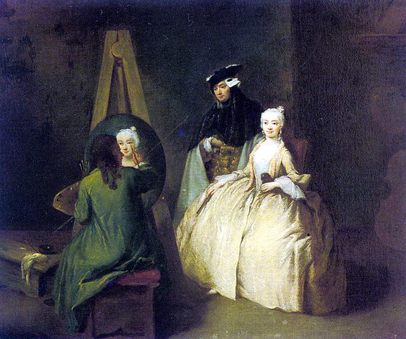 Longhi, Pietro (Italian, 1702-1785) plonghi2. The Italian artists