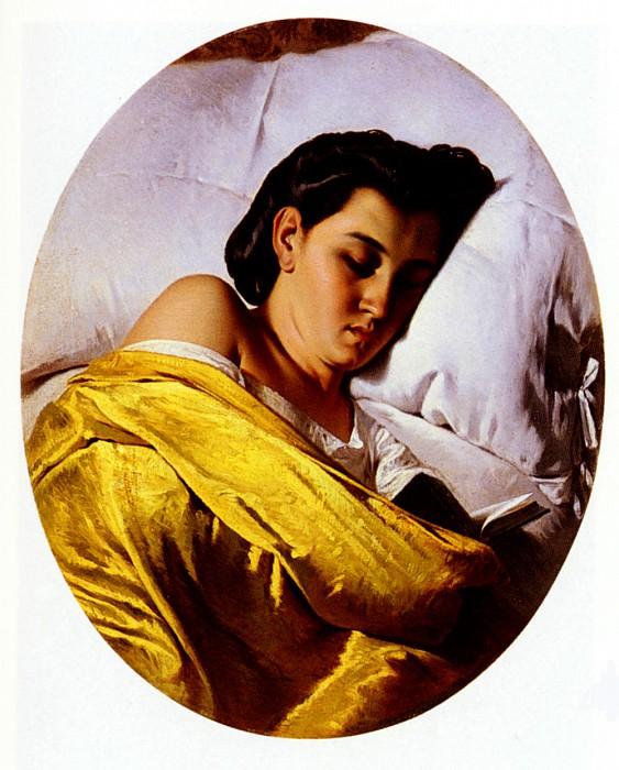 Maldarelli Federico La Toilette. The Italian artists