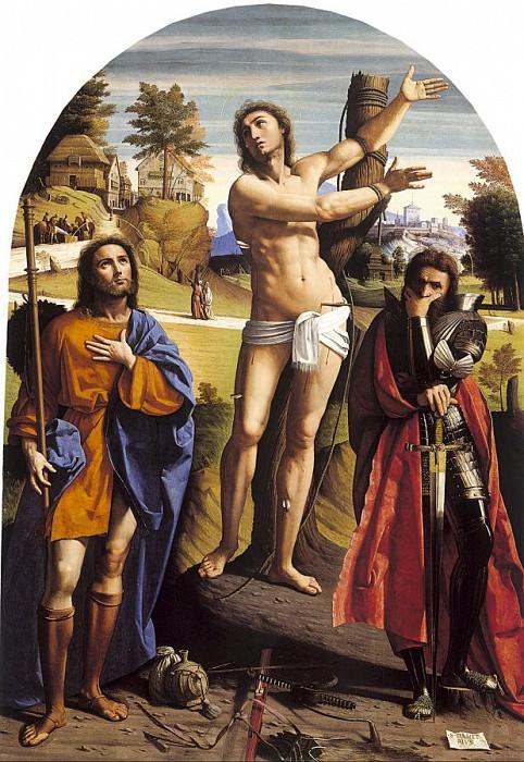 Ortolano (Italian, Before 1487-After 1524). The Italian artists