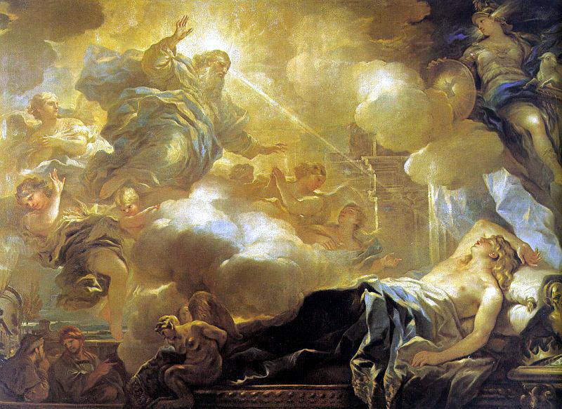 Giordano, Luca (Italian, 1632-1705) giordano3. The Italian artists