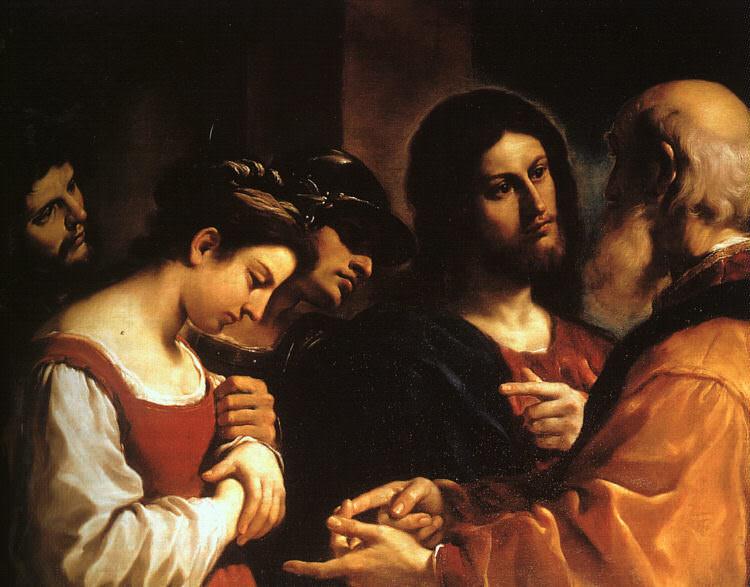 Guercino (Giovanni Francesco Barbieri, Italian, approx. 1591-1666) guercin1. The Italian artists