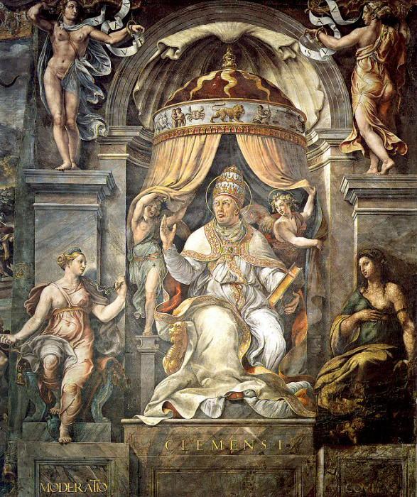 Penni, Giovanni Francesco (Italian, 1488-1528). Итальянские художники