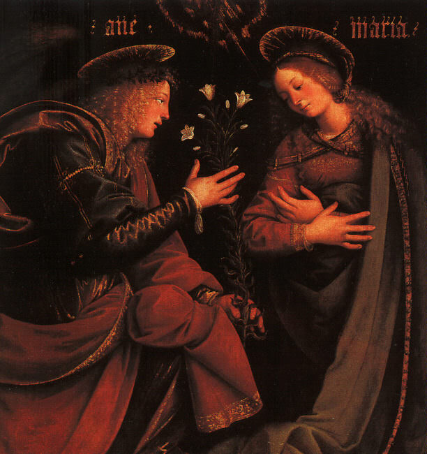 Ferrari, Gaudenzio (Italian, approx. 1471-1546). The Italian artists