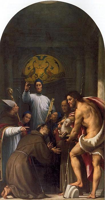 Pordenone (Italian, 1483-1539) 1. Итальянские художники