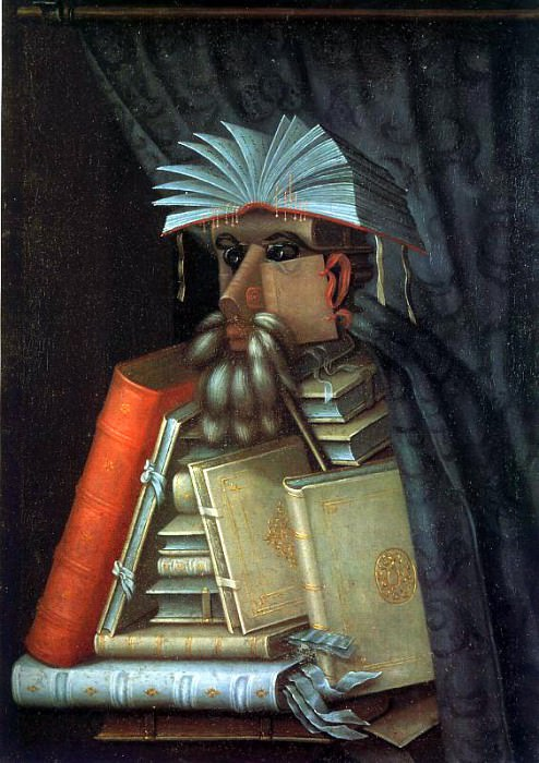 Arcimboldo, Giuseppe (Italian, approx. 1530-1593) arcimboldo3. The Italian artists
