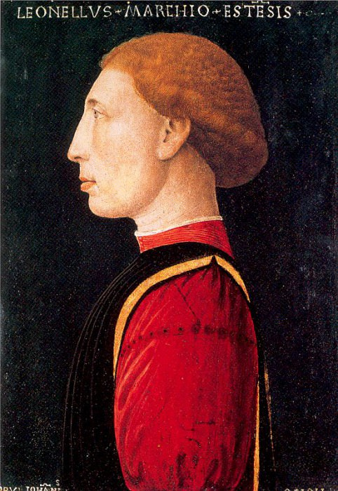 Oriolo, Giovanni da (Italian, Approx. 1439-84). The Italian artists