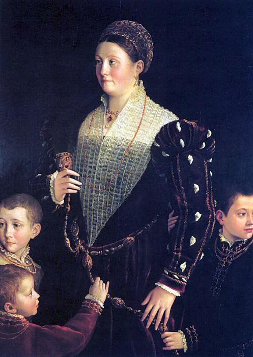 Parmigianino (Italian, 1503-1540) 7. The Italian artists