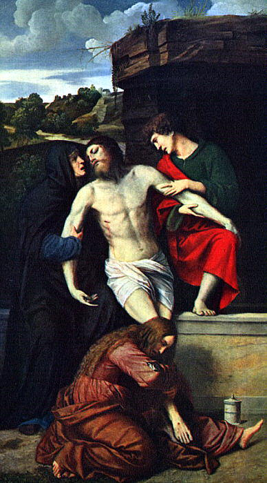Brescia, Moretto da (Italian, 1498-1554). The Italian artists