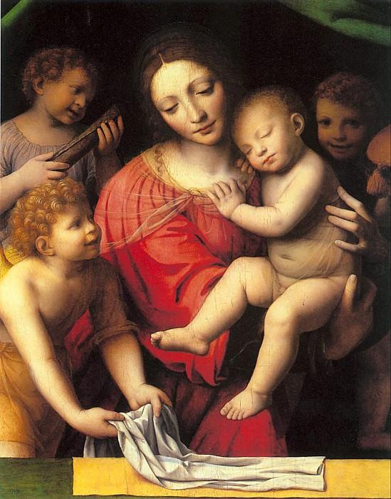 Luini, Bernardino (Italian, approx. 1485-1532) luini4. The Italian artists