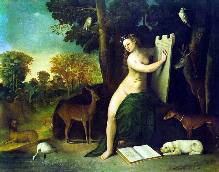 Dossi, Dosso (Giovanni DeLuteri, Italian, 1479-1542) dossi1. The Italian artists