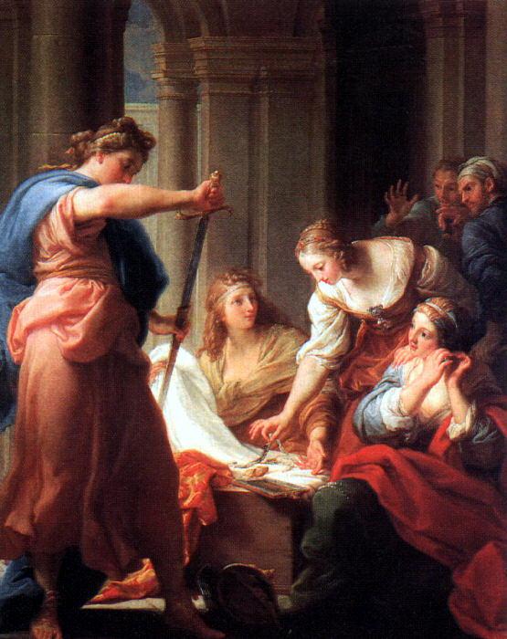 Batoni, Pompeo (Italian, 1708-1787). Итальянские художники