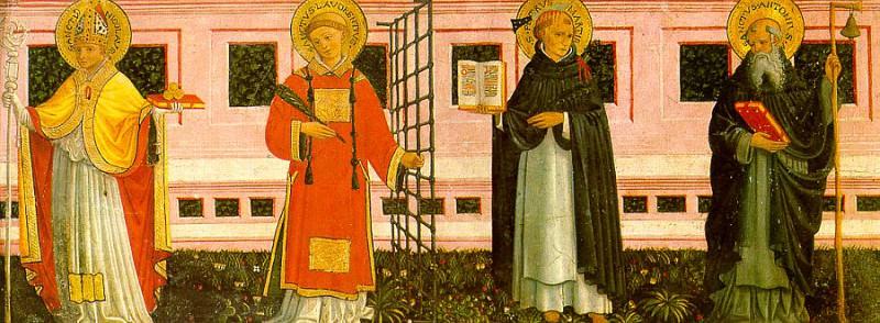 Caporali, Bartolommeo (Italian, active 1442-1509). Итальянские художники
